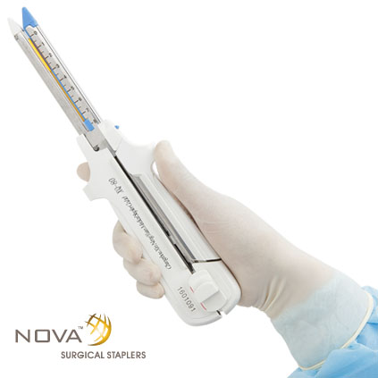 XNY NOVA™ Disposable Linear Cutter Stapler